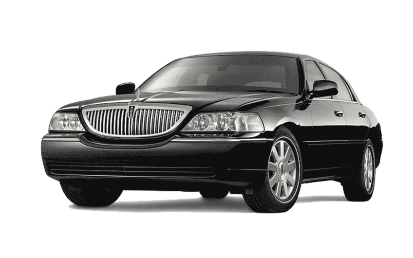 Lincoln Towncar-Black